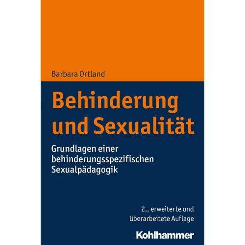 Kohlhammer Behinderung und Sexualität