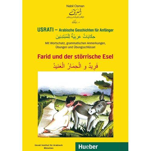 Hueber Usrati - Arabische Geschichten für Anfänger