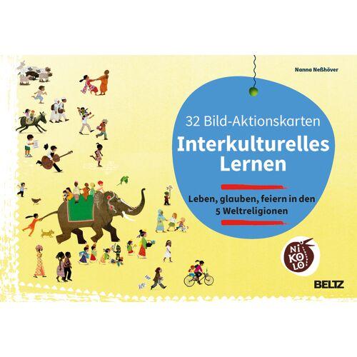beltz verlag 32 Bild-Aktionskarten Interkulturelles Lernen