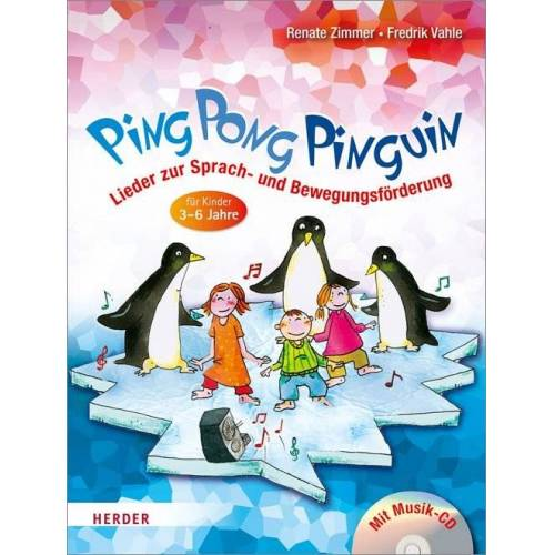 Herder Ping Pong Pinguin