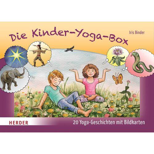 Herder Die Kinder-Yoga-Box