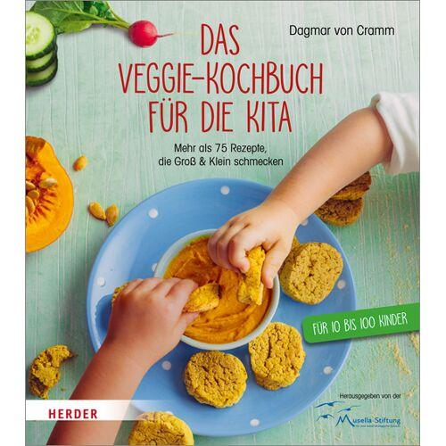 Herder Das Veggie-Kochbuch für die Kita