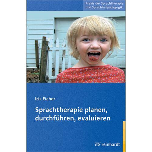 Reinhardt Verlag Sprachtherapie planen, durchführen, evaluieren