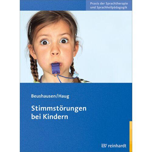 Reinhardt Verlag Stimmstörungen bei Kindern