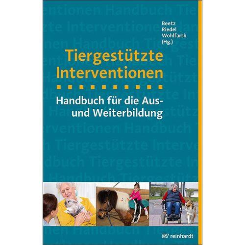 Reinhardt Verlag Tiergestützte Interventionen