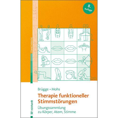 Reinhardt Verlag Therapie funktioneller Stimmstörungen