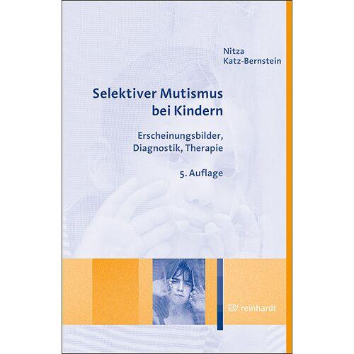 Reinhardt Verlag Selektiver Mutismus bei Kindern