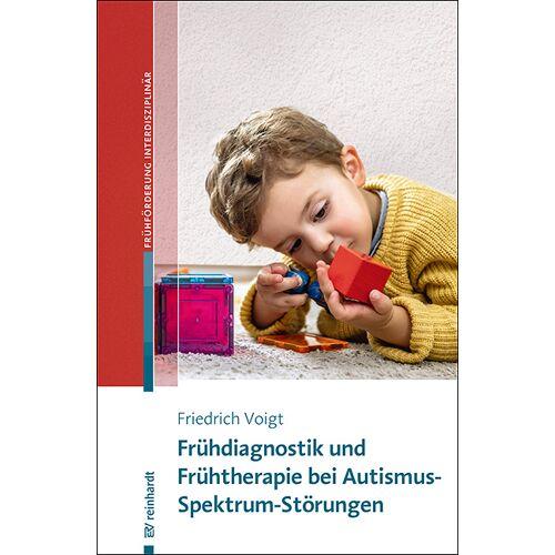 Reinhardt Verlag Frühdiagnostik und Frühtherapie bei Autismus-Spektrum-Störungen