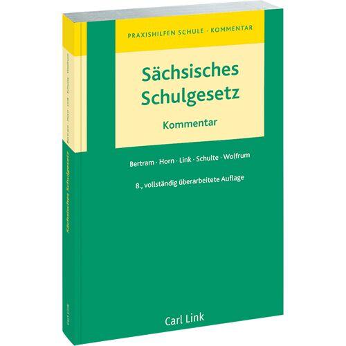 Carl Link Sächsisches Schulgesetz