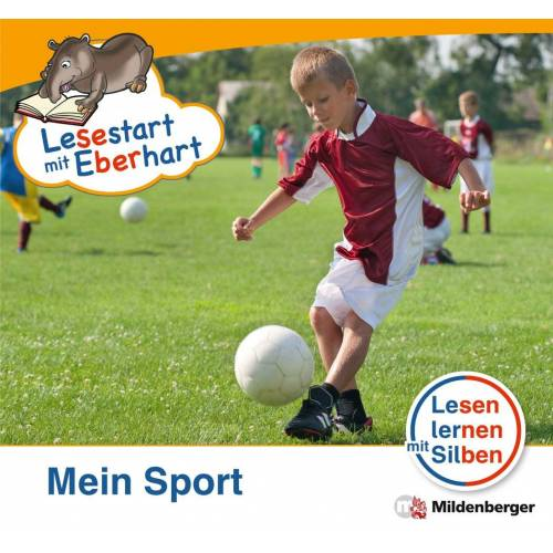 Mildenberger Lesestart mit Eberhart - Mein Sport