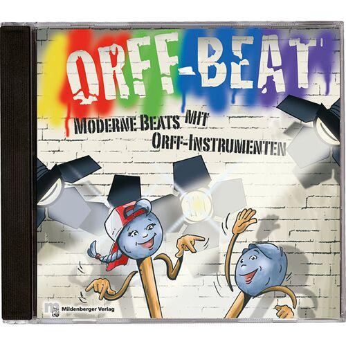 Mildenberger Orff Beat - CD
