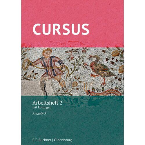 CCBuchner-Verlag Cursus A  neu / Cursus A AH 2