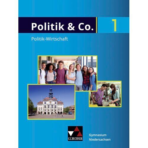 CCBuchner-Verlag Politik & Co.  Niedersachsen - neu / Politik & Co. Niedersachsen 1 - neu