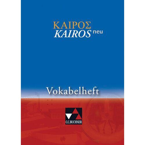 CCBuchner-Verlag Kairós  neu / Kairós Vokabelheft  neu