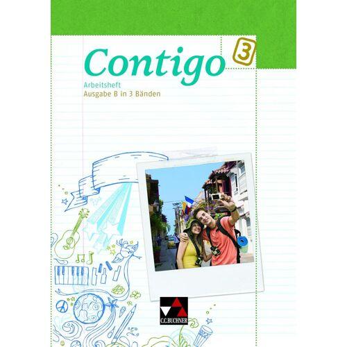 CCBuchner-Verlag Contigo B / Contigo B AH 3