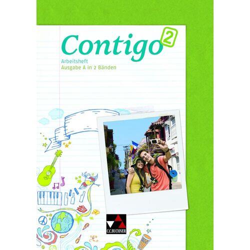 CCBuchner-Verlag Contigo A / Contigo A AH 2