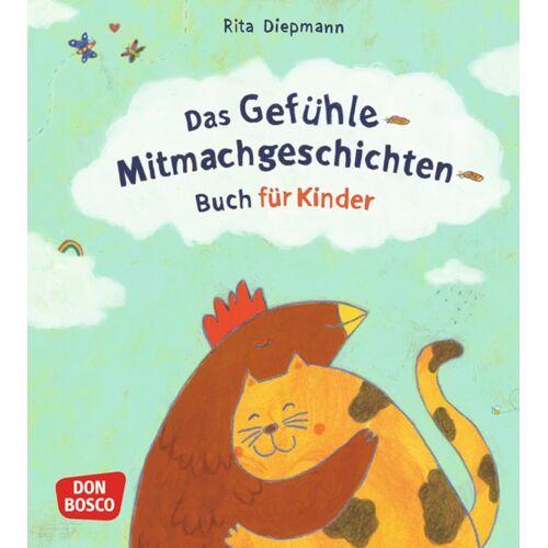 Don Bosco Das Gefühle-Mitmachgeschichten-Buch für Kinder