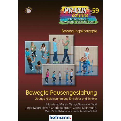 Hofmann-Verlag Bewegte Pausengestaltung