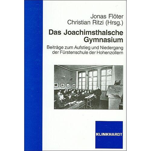 Verlag Das Joachimsthalsche Gymnasium