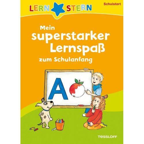 Tessloff Verlag Superstarker Lernspaß zum Schulanfang