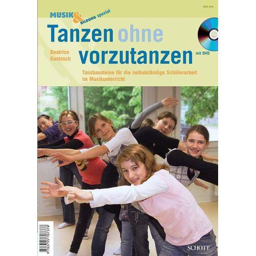 Schott Music Tanzen ohne vorzutanzen