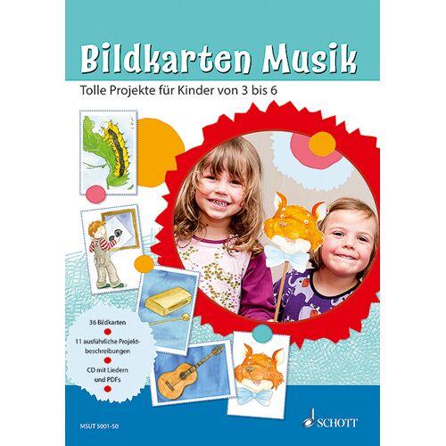 Schott Music Bildkarten Musik