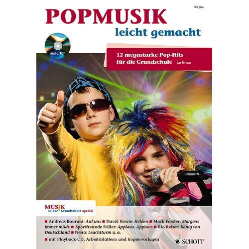 Schott Music Popmusik leicht gemacht