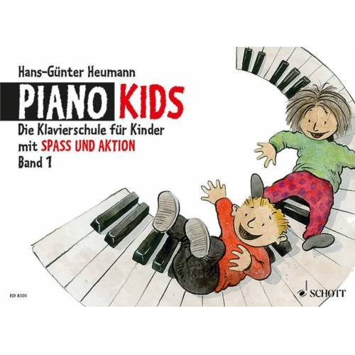 Schott Music Piano Kids