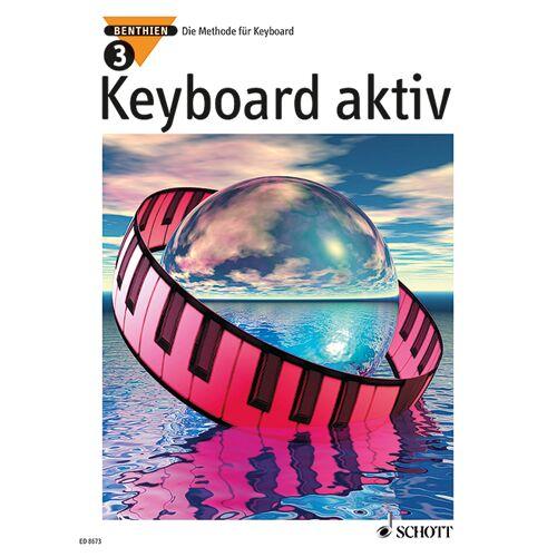 Schott Music Keyboard aktiv