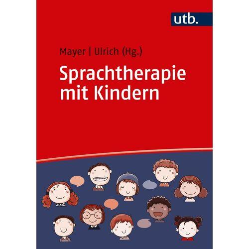 UTB Sprachtherapie mit Kindern