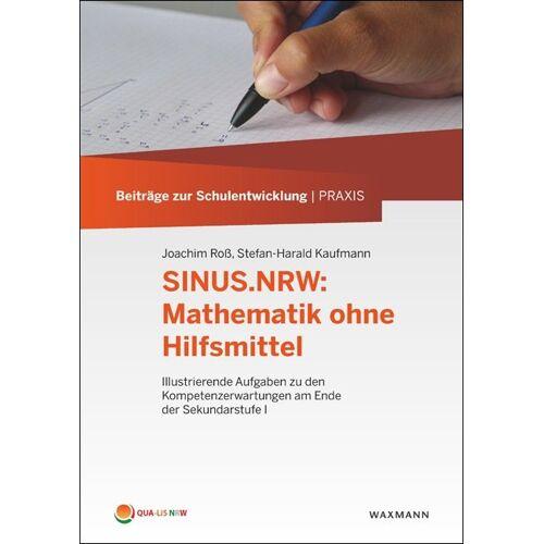 Waxmann SINUS.NRW: Mathematik ohne Hilfsmittel