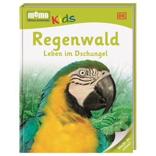 DK Verlag memo Kids. Regenwald