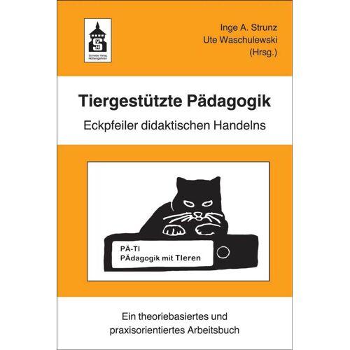 Schneider-Verlag Tiergestützte Pädagogik