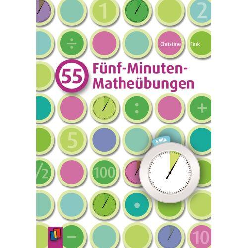 Verlag an der Ruhr 55 Fünf-Minuten-Matheübungen
