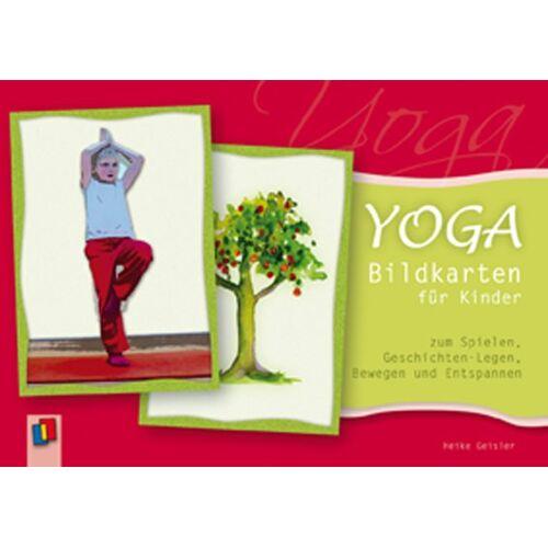 Verlag an der Ruhr Yoga-Bildkarten für Kinder