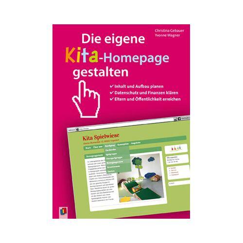 Verlag an der Ruhr Die eigene Kita-Homepage gestalten