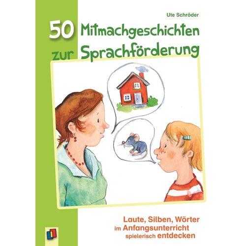 Verlag an der Ruhr 50 Mitmachgeschichten zur Sprachförderung
