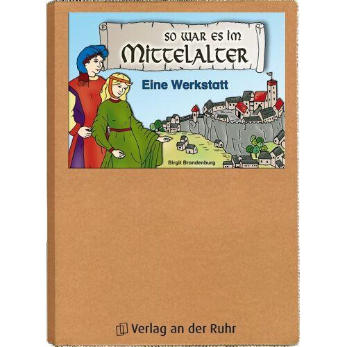 Verlag an der Ruhr So war es im Mittelalter