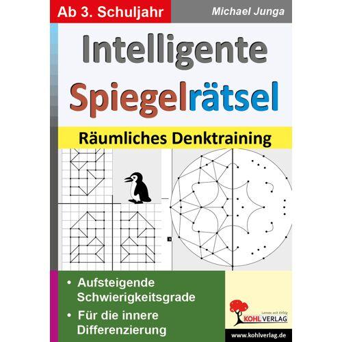 KOHL Verlag Intelligente Spiegelrätsel