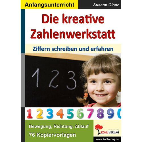 KOHL Verlag Die kreative Zahlenwerkstatt