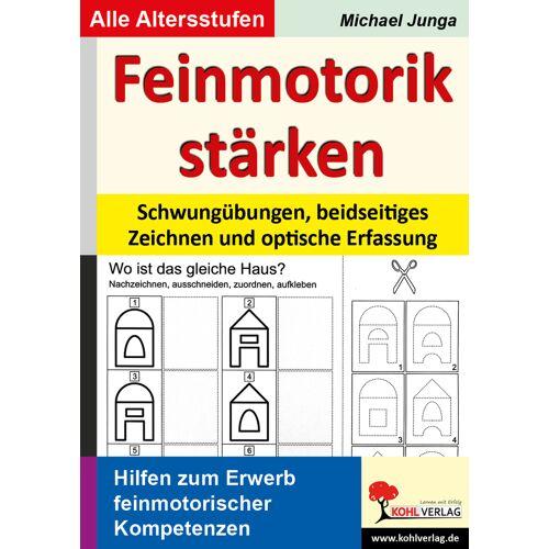 KOHL Verlag Feinmotorik stärken
