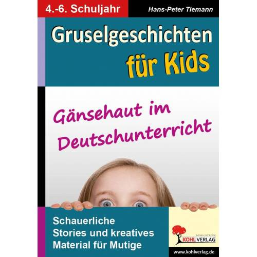 KOHL Verlag Gruselgeschichten für Kids