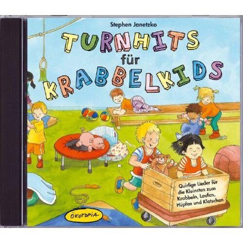 Ökotopia Turnhits für Krabbelkids (CD)