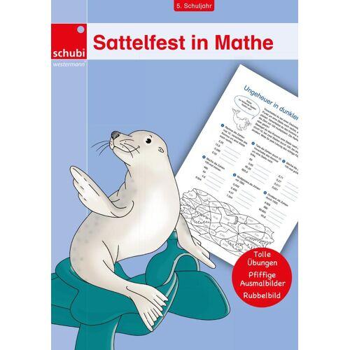 Georg Westermann Verlag Sattelfest in Mathe