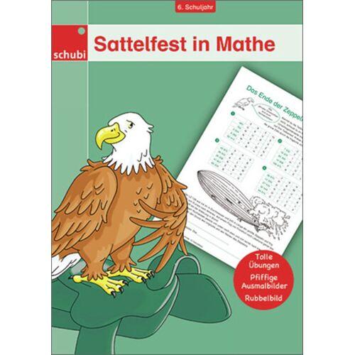 Georg Westermann Verlag Sattelfest in Mathe / Sattelfest in Mathe, 6.Schuljahr