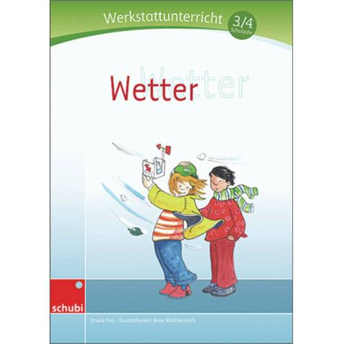 Georg Westermann Verlag Werkstätten 3./4. Schuljahr / Wetter