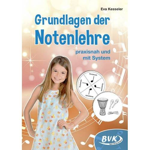 BVK Buch Verlag Kempen Grundlagen der Notenlehre