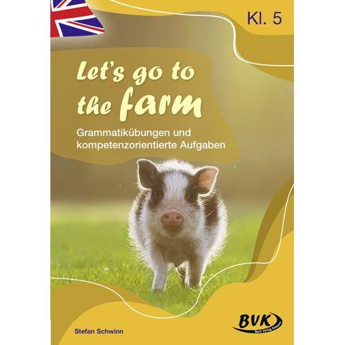 BVK Buch Verlag Kempen Let's go to the farm