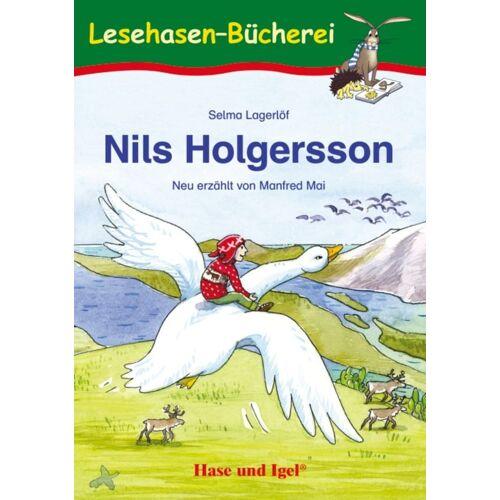 Hase und Igel Nils Holgersson