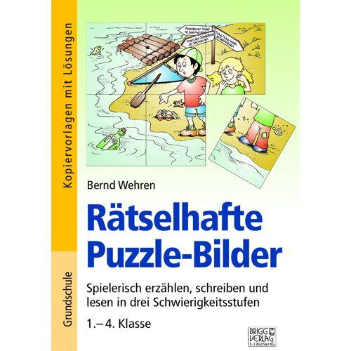 Brigg Verlag Rätselhafte Puzzle-Bilder